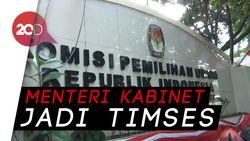 Ini Formasi Timses Jokowi-Maruf