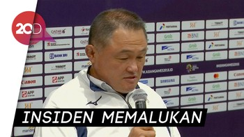 Jepang Pulangkan Empat Atletnya yang Terciduk Main dengan PSK