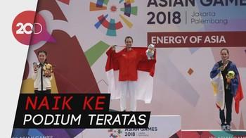 Merinding! Gema Indonesia Raya untuk Kemenangan Lindswell