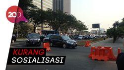 Penonton Asian Games Keluhkan Informasi Parkir Minim