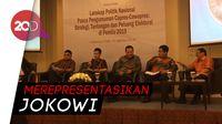 Posisi Ketua Tim Pemenangan Jokowi-Maruf Ada di Tangan Jokowi