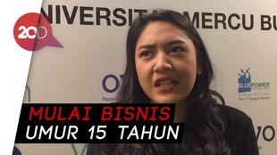 Tips Berbisnis Sejak Muda ala Putri Tanjung