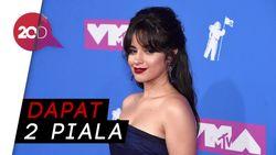 Camila Cabello Menang, Ini Daftar Lengkap MTV VMA 2018