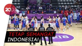 Basket Putri Indonesia Babak Belur Digebuk Taiwan