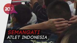 Kocak! Teriakan Suporter Indonesia Bikin Suporter Lain Kecut