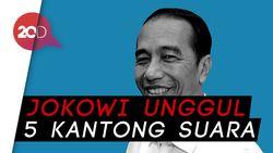 LSI: Jokowi Disukai Wong Cilik, Prabowo Dipilih Kaum Terpelajar