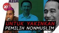 LSI Denny JA: Ahok Bisa Mengatrol Dukungan untuk Jokowi