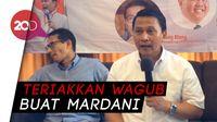 Sandi: Mardani Lebih Pas Jadi Menteri daripada Wagub