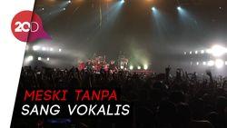 Serunya Konser Clean Bandit di Jakarta