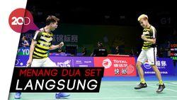 'The Minions' Buat Indonesia Imbangi Jepang 1-1