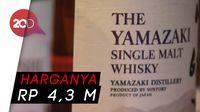 Whisky Termahal di Dunia Ada di Jepang, Berapa Harganya?