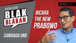 Blak-blakan Sandiaga Uno: Bicara The New Prabowo