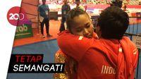 Dua Atlet Wushu Indonesia Gagal Sumbang Medali di Asian Games