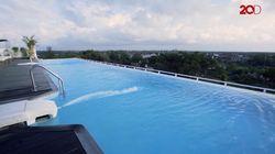 Hotel Ini Punya Kolam Renang yang Instagramable