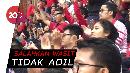 Suporter Indonesia Bangga dengan Penggawa Timnas