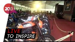 Wajah Kontes Motor Custom yang Ramaikan Bali
