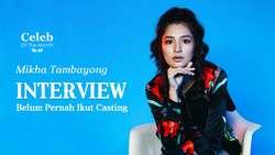 Soal Karier di Dunia Hiburan, Mikha: Belum Pernah Ikut Casting
