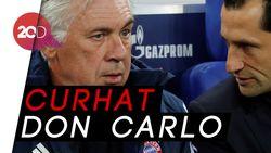 Beda Filosofi Penyebab Ancelotti Dipecat Bayern Munich