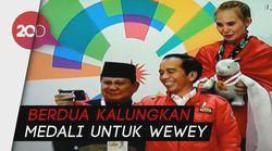 Jokowi-Prabowo Ngevlog Bareng saat Kemenangan Wewey Wita