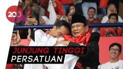 Jokowi-Prabowo Pelukan, Sandi: Saya Merinding
