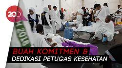 Menag: Angka Kesakitan dan Kematian Jemaah Haji Turun