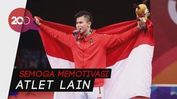 Potret Edgar, Atlet Wushu Peraih Medali Pertama untuk Indonesia