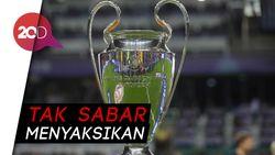 Ada Grup Neraka, Ini Drawing Fase Grup Liga Champions 2018/2019
