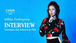 Ini Tantangan Mikha Tambayong dari Sinetron ke Film