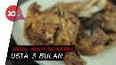 Rahasia Tekstur Empuk Ayam Goreng Legendaris di Rumah Makan Ini
