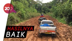 Medan Berat Jadi Saksi Perjuangan Layanan Kesehatan di Papua