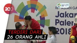 Kenalan dengan Dokter Atlet Indonesia di Asian Games 2018