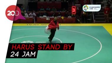 Suka Duka Dokter Atlet Asian Games