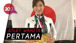 Perenang Jepang Atlet Terbaik Asian Games 2018