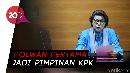 Pimpinan KPK Basaria Panjaitan Raih Penghargaan di HUT Polwan