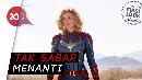 First Look! Netizen Heboh Lihat Captain Marvel