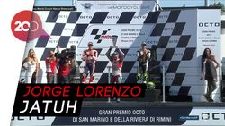 Dovizioso Rajai MotoGP San Marino