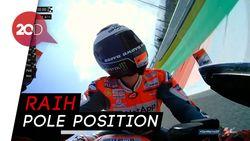Lorenzo Bakal Start Terdepan di GP San Marino