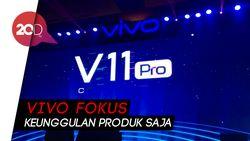 Fokus Pada V11 Pro, Vivo Tak Cemaskan Kompetitor