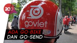 Go-Viet Resmi Diluncurkan, Jokowi Jadi Saksi