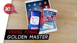 Hore! iOS 12 Mulai Bisa Dicicipi Loh