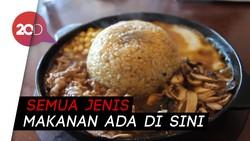 Mie Retek Sedap Gurih dan Curry Rice Wangi Ada di Sini