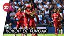 Liverpool Menang Tipis dari Tottenham Hotspur