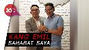 Sempat Bikin Kang Emil Tersinggung, Sandiaga Minta Maaf