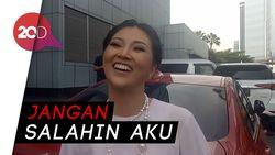 Anisa Rahma Menikah, Sarwendah Tak Diundang