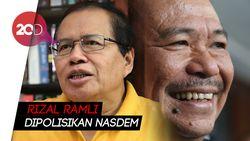 Dipolisikan NasDem, Rizal Ramli Klaim Dibela 720 Pengacara