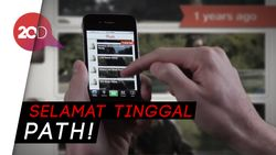 Goodbye! Path Resmi Tamat