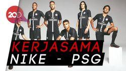 Hadapi Liverpool, PSG Kenakan Jersey Khusus Air Jordan