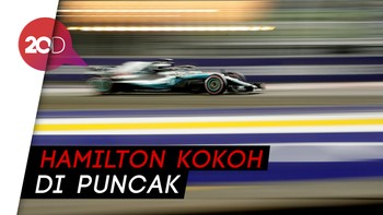 Hamilton Makin Sulit Dikejar Usai Menangi GP Singapura