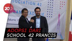 Indonesia-Prancis Akan Buka Sekolah Coding Gratis
