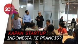 Menteri Digital Prancis Tunggu Startup Indonesia Masuk Prancis